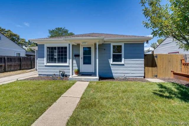 1755 Yosemite Street, Denver, CO 80220 (MLS #8996406) :: 8z Real Estate