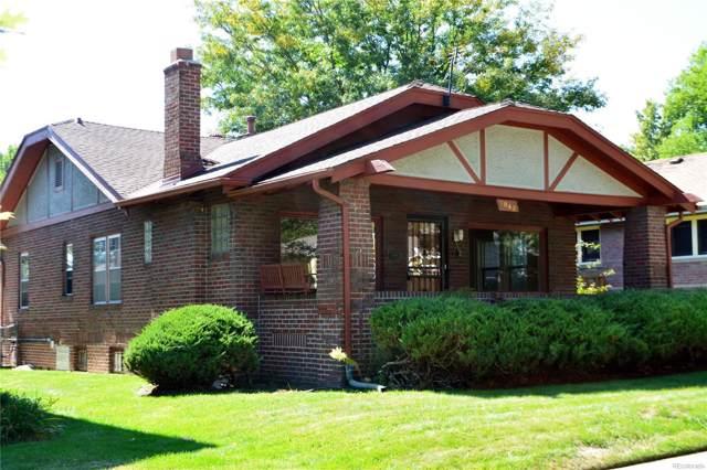 3062 W 41st Avenue, Denver, CO 80211 (MLS #8996686) :: 8z Real Estate