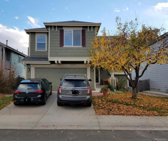 16538 Buckthorn Lane, Parker, CO 80134 (#8996804) :: Structure CO Group