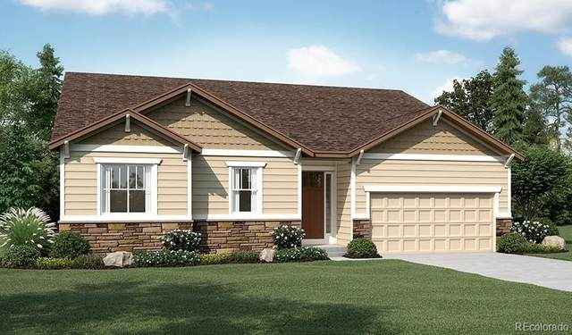 6936 Greenwater Circle, Castle Rock, CO 80108 (#8996811) :: The DeGrood Team