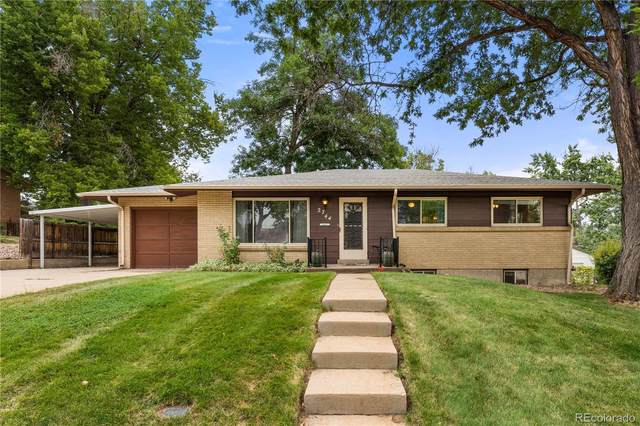 2744 S Zurich Court, Denver, CO 80236 (MLS #8997161) :: Clare Day with Keller Williams Advantage Realty LLC