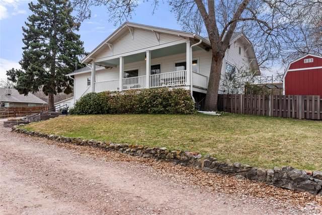 3500 Hoyt Street, Wheat Ridge, CO 80033 (#8997457) :: The HomeSmiths Team - Keller Williams
