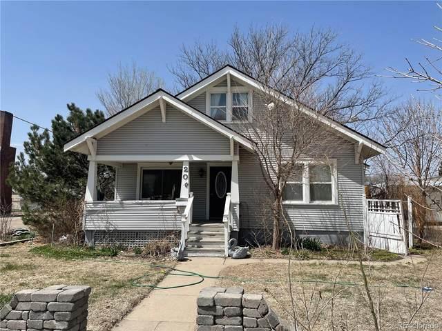 209 14th Street, Burlington, CO 80807 (#8997643) :: Wisdom Real Estate