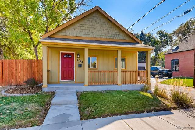 3024 W 22nd Avenue, Denver, CO 80211 (#8997783) :: The HomeSmiths Team - Keller Williams