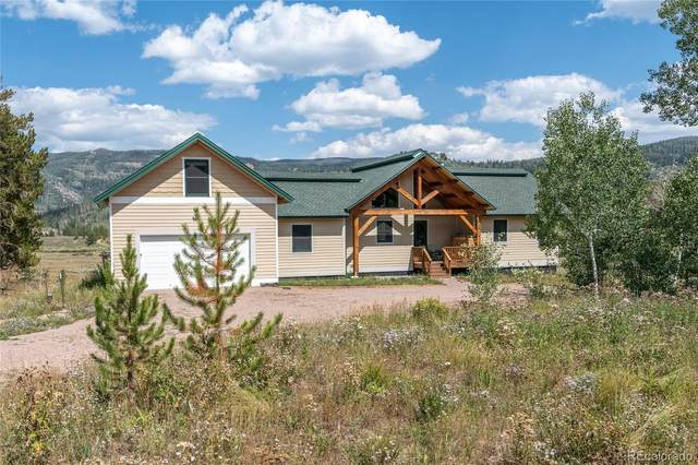 20690 Cinch Trail, Oak Creek, CO 80467 (MLS #8998218) :: Bliss Realty Group