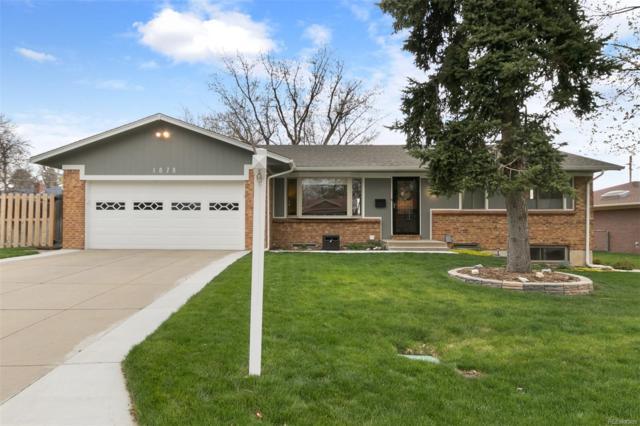 1878 S Van Gordon Court, Lakewood, CO 80228 (MLS #8998547) :: 8z Real Estate