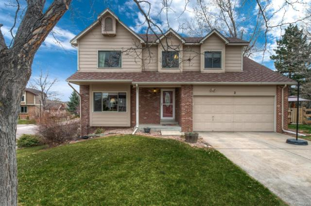 2 Claret Ash, Littleton, CO 80127 (#8998630) :: The Pete Cook Home Group