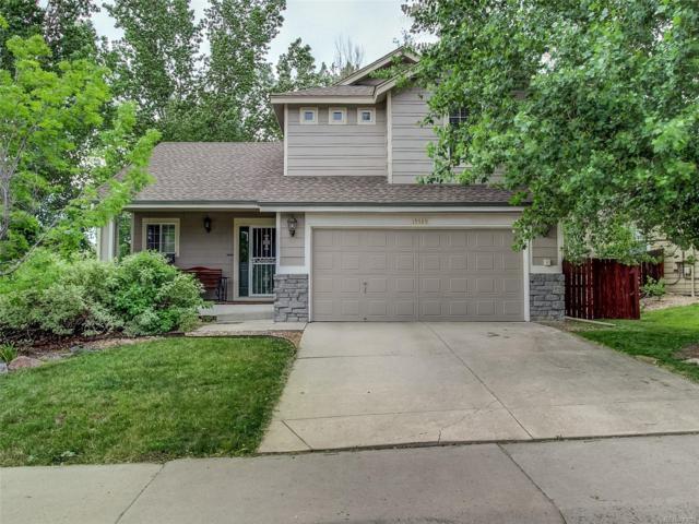 19589 E Elk Creek Drive, Parker, CO 80134 (#8998839) :: HomeSmart Realty Group