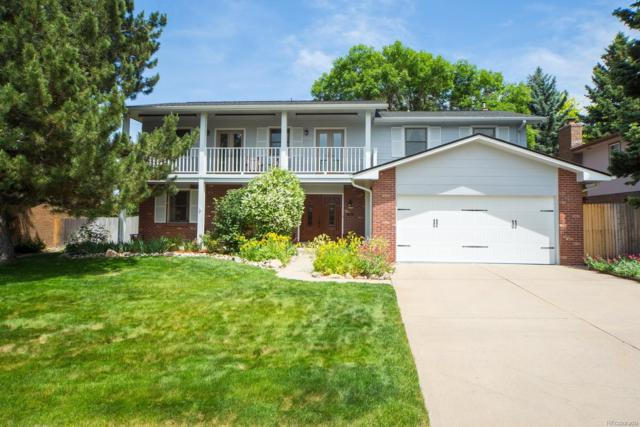 7938 S Pontiac Way, Centennial, CO 80112 (#8998951) :: The Heyl Group at Keller Williams