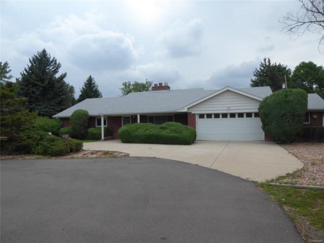 445 Ammons Street, Lakewood, CO 80226 (MLS #8999374) :: 8z Real Estate