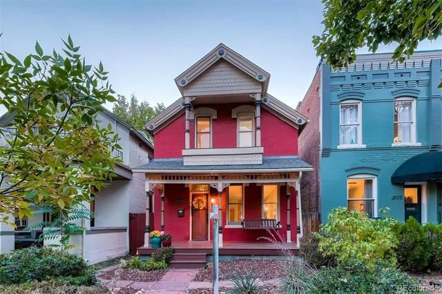 2067 N Emerson Street, Denver, CO 80205 (#8999762) :: iHomes Colorado