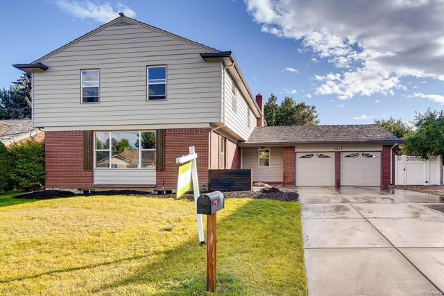 3613 S Narcissus Way, Denver, CO 80237 (MLS #9000036) :: Keller Williams Realty