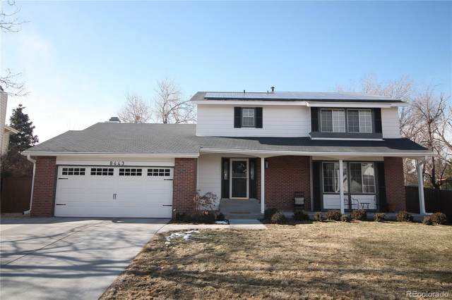 8443 S Woody Way, Highlands Ranch, CO 80126 (#9000322) :: The HomeSmiths Team - Keller Williams