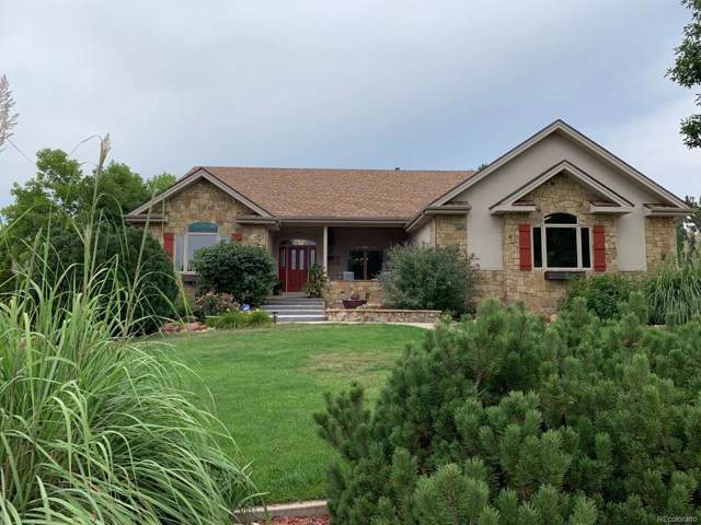 6349 Ashcroft Road, Greeley, CO 80634 (#9000356) :: The Healey Group