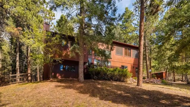 1110 Forest Hill Road, Woodland Park, CO 80863 (MLS #9000535) :: 8z Real Estate
