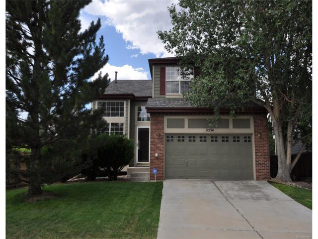 11534 Maplewood Lane, Parker, CO 80138 (MLS #9000654) :: 8z Real Estate