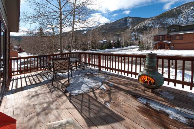 501 Belford Street C, Frisco, CO 80443 (MLS #9000691) :: Kittle Real Estate