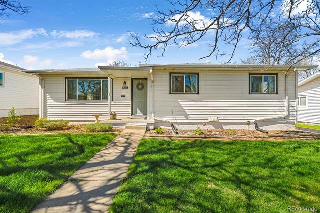 4581 E Wyoming Place, Denver, CO 80222 (#9001341) :: Mile High Luxury Real Estate