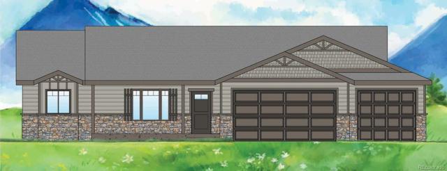 5063 Prairie Lark Lane, Severance, CO 80615 (MLS #9001344) :: Kittle Real Estate