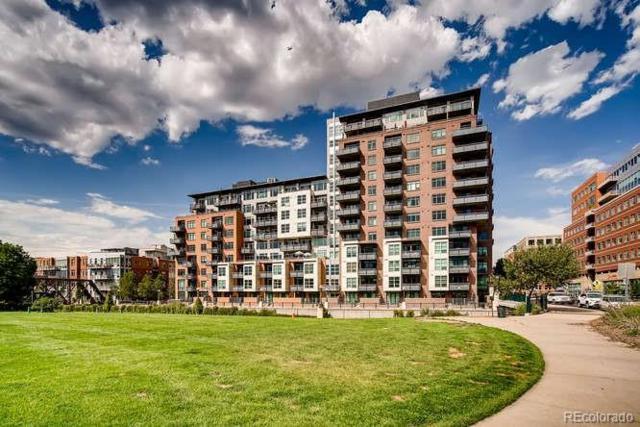 1401 Wewatta Street #501, Denver, CO 80202 (#9001416) :: Bring Home Denver with Keller Williams Downtown Realty LLC