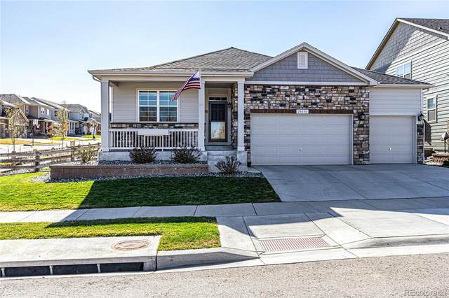 20886 Scenic Park Drive, Parker, CO 80138 (#9002396) :: The DeGrood Team