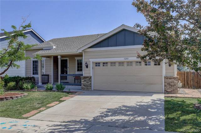 5280 S Rome Street, Aurora, CO 80015 (MLS #9003479) :: 8z Real Estate