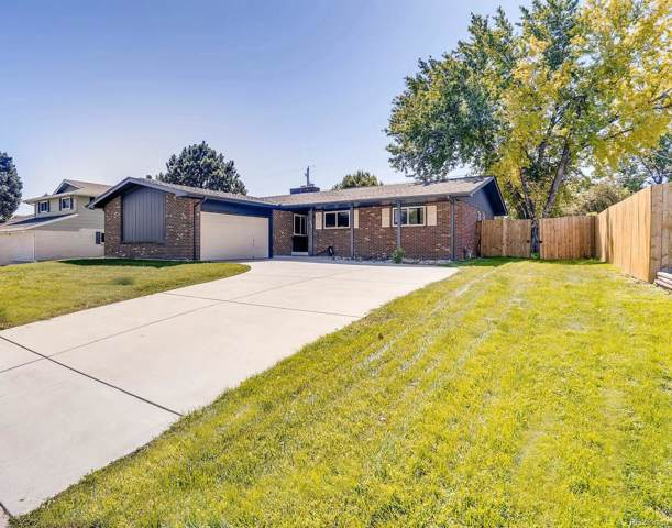 8364 W 71st Avenue, Arvada, CO 80004 (#9003779) :: HomePopper