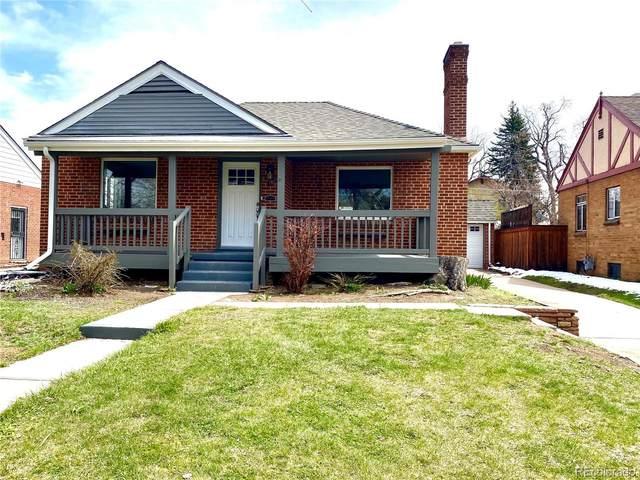 1610 Pontiac Street, Denver, CO 80220 (#9003934) :: HomeSmart
