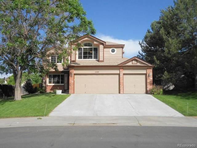 11520 Pine Grove Lane, Parker, CO 80138 (#9004074) :: The Peak Properties Group