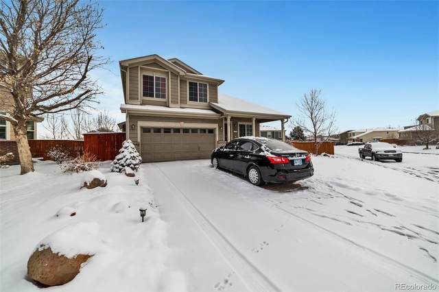 11834 Trail View Lane, Parker, CO 80134 (#9004118) :: The Harling Team @ Homesmart Realty Group