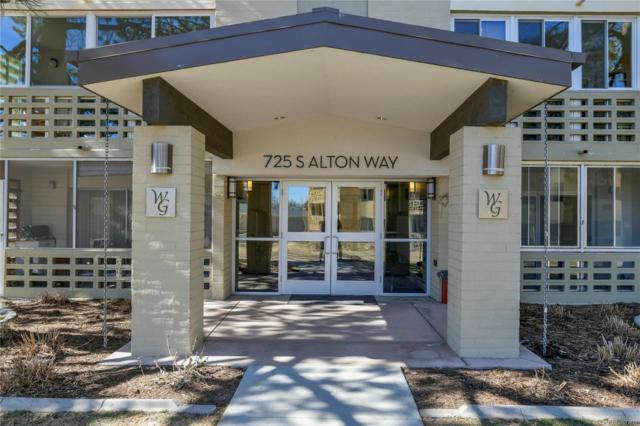 725 S Alton Way 11B, Denver, CO 80247 (#9004346) :: Bring Home Denver