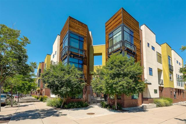 1420 24th Street #13, Denver, CO 80205 (#9004560) :: Bring Home Denver