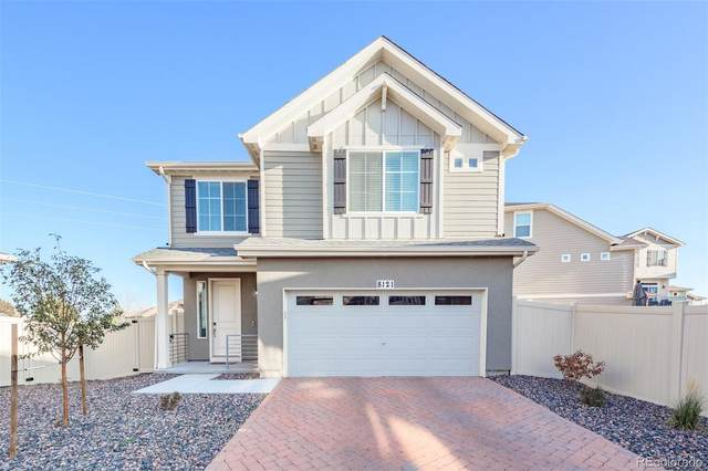 8121 E 128th Place, Thornton, CO 80602 (#9005160) :: The DeGrood Team