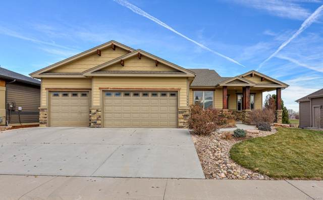 7258 Spanish Bay Drive, Windsor, CO 80550 (#9005361) :: Bring Home Denver with Keller Williams Downtown Realty LLC