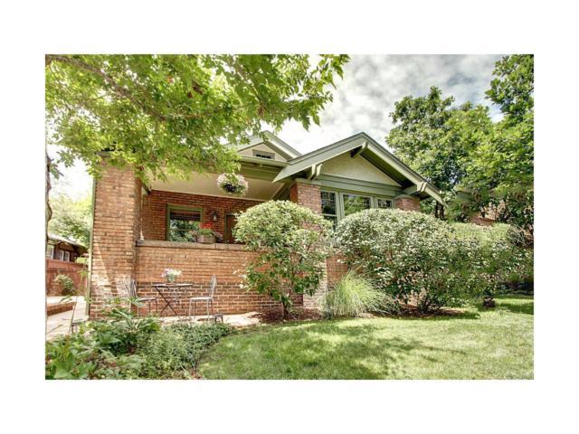 1283 S Williams Street, Denver, CO 80210 (#9005575) :: RE/MAX Professionals