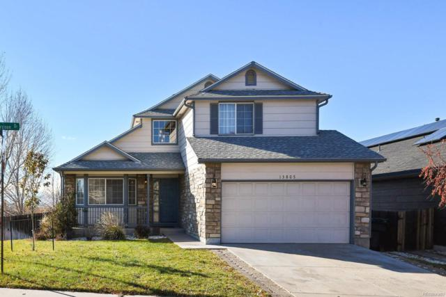 13805 Harrison Drive, Thornton, CO 80602 (#9005773) :: House Hunters Colorado