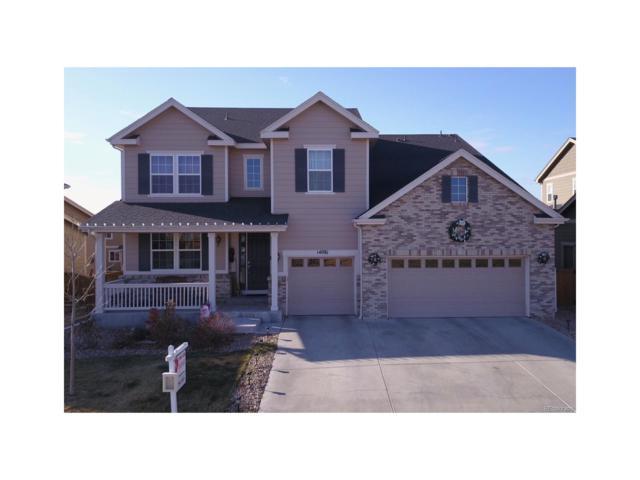 14081 St Paul Street, Thornton, CO 80602 (MLS #9006298) :: 8z Real Estate