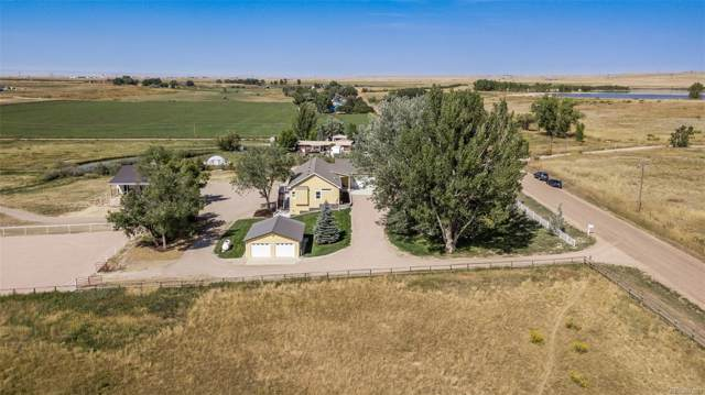 10817 N County Road 3, Wellington, CO 80549 (#9006883) :: The Heyl Group at Keller Williams