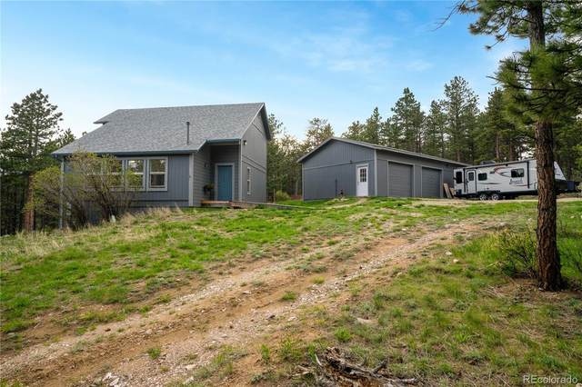 239 Skinner Gulch Road, Loveland, CO 80537 (#9007122) :: Compass Colorado Realty