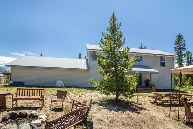 561 County Road 49, Grand Lake, CO 80447 (#9007139) :: Re/Max Structure