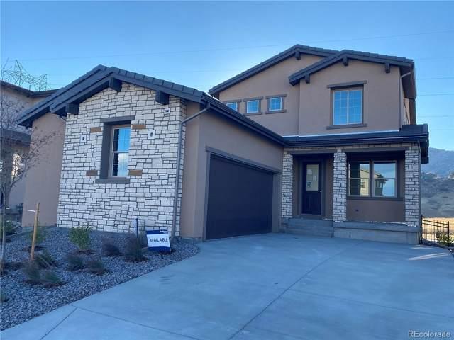 2169 S Poppy Street, Lakewood, CO 80228 (MLS #9007303) :: Kittle Real Estate