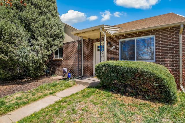 3030 Newport Street, Denver, CO 80207 (#9007647) :: The Peak Properties Group