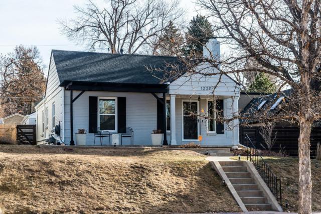 1220 Oneida Street, Denver, CO 80220 (#9007710) :: The HomeSmiths Team - Keller Williams