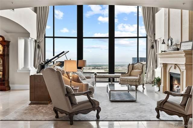 8100 E Union Avenue #2404, Denver, CO 80237 (#9007782) :: Venterra Real Estate LLC