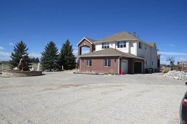 42085 London Drive, Parker, CO 80138 (MLS #9008310) :: 8z Real Estate