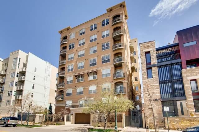 1140 Cherokee Street #403, Denver, CO 80204 (#9008495) :: Wisdom Real Estate