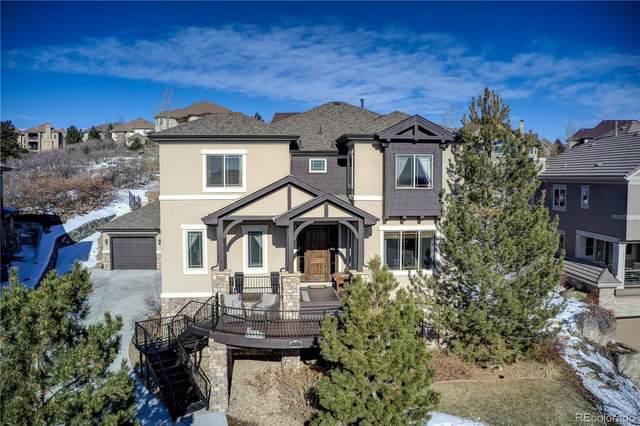 1094 Buffalo Ridge Road, Castle Pines, CO 80108 (MLS #9008547) :: 8z Real Estate