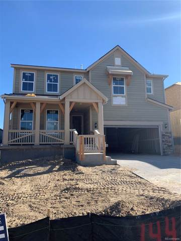 144 Green Fee Circle, Castle Pines, CO 80108 (MLS #9008569) :: 8z Real Estate
