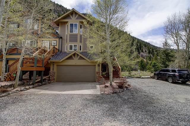 2500 Major Anderson Drive #2500, Georgetown, CO 80444 (#9008733) :: The DeGrood Team