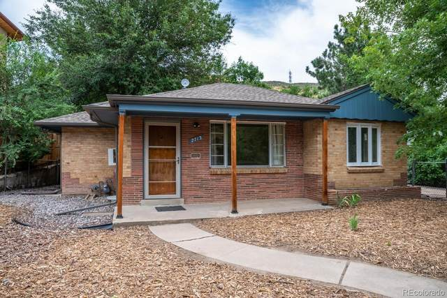2713 Lookout View Drive, Golden, CO 80401 (#9008785) :: The DeGrood Team